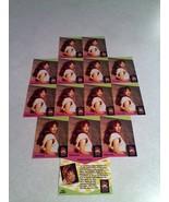 ***SHEENA EASTON***  Lot of 14 cards / MUSIC - $8.99