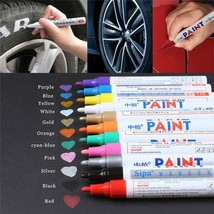 Vehicle Car Scratch Repair Paint Mending Repairing Pen glass stone metal... - $4.04
