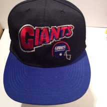 AMERICAN NEEDLE NEW YORK GIANTS FOOTBALL SNAP BACK HAT CAP NFL OFFICIAL ... - $23.75