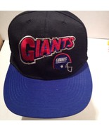 AMERICAN NEEDLE NEW YORK GIANTS FOOTBALL SNAP BACK HAT CAP NFL OFFICIAL LICENSED - $23.75