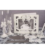 Queen for a Day Wedding Set Accessories Reception Guest Book Flutes Serv... - $59.38