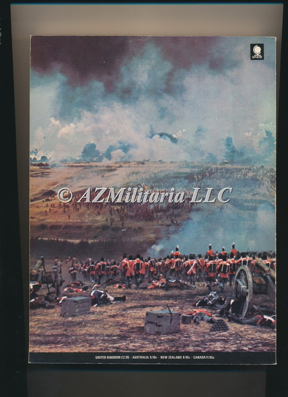 1815 The Armies at Waterloo