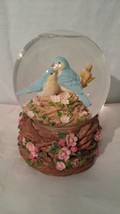 1993 San Francisco Music Box Co. Nesting Lovebirds - $18.68