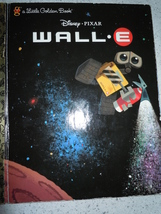 A Little Golden Book Disney Pixar WALL E - $1.99