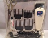WAHL Home Cut Adjustable Electric Hair Clipper/Trimmer Kit w/ Attachments KIT