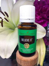 Relieve It Essential Oil by Young Living 15ml ~... - $56.00