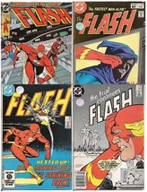 DC The Flash Lot Issues #75, 318, 335, & 344 Barry Allen Central City CW TV - $9.95