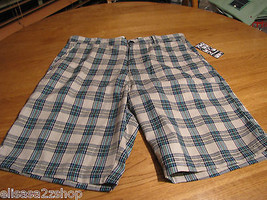 Men's Hurley 30 shorts walk casual tbox MW606TB... - $34.02
