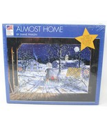 Amish Country Scene Almost Home by Diane Phalen 550 Pieces NEW JIGSAW PU... - £12.07 GBP