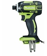Makita rechargeable impact driver 18V lime body only TD149DZL - $203.40