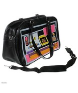 Radio Handbag Shoulder Bag Wired Speaker + Blue... - $53.87