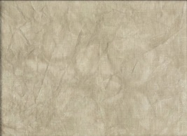FABRIC CUT 32ct toasted almond linen 12x10 TO THE BEACH series Hands On Design - $7.00