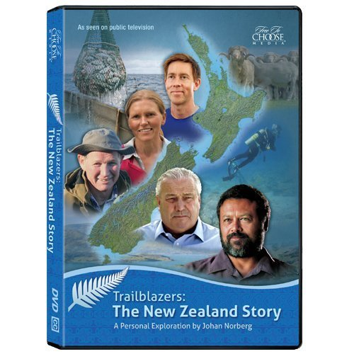 Primary image for Trailblazers: The New Zealand Story