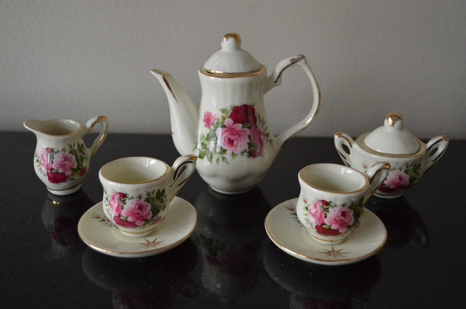 Formalities By Baum Bros Miniature Tea Set and 50 similar items