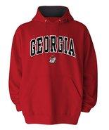 NCAA Men's Georgia Bulldogs Hooded Sweatshirt - $29.95