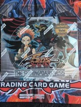 Yugioh The Shining Darkness 1st Edition Factory Sealed Booster Box - $77.22