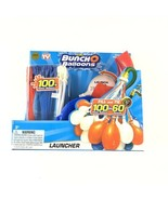Bunch O Balloons Launcher with 100 Rapid-Filling Self-Sealing Water Ball... - $19.79