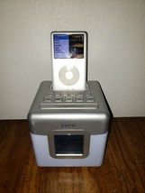 iHome iP18 Speaker TESTED AS IS Dock With Clock Radio for Apple iPod and... - $12.84 CAD
