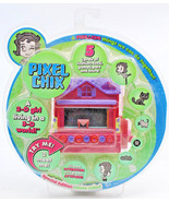 Pixel Chix Special Edition House Color New in scratched packaging 2-D Girl - £30.00 GBP
