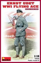 Miniart Models - 16030 - Ernst Udet WWI Flying Ace - $20.99