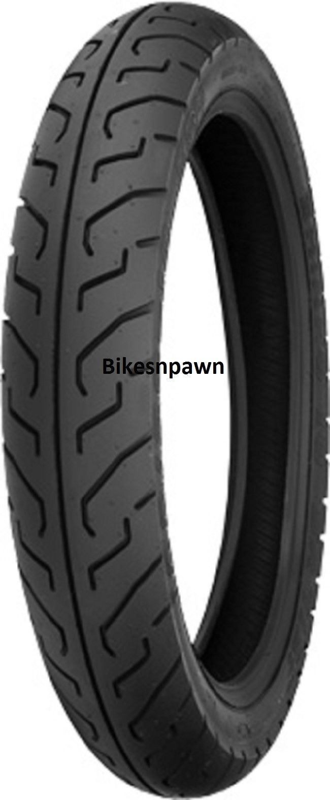 New Shinko 712 120/80-16 Front Tire 60 H Tubeless