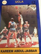 Vintage Lot 11 Kareem Abdul Jabbar UCLA Trading Cards College Basketball NCAA image 5