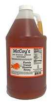 Raw Honey - Pure All Natural Unfiltered & Unpasteurized - McCoy's Honey Florida  - $49.93