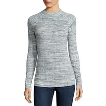 1c547e3524 St. John's Bay Long-Sleeve Mockneck Rib Sweater Size S · Add to cart ·  View similar items