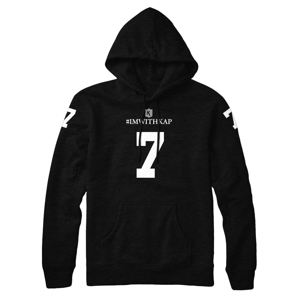 designer fashion d6f49 ffc6d Colin Kaepernick Black Out Jersey Style NFL and 50 similar items