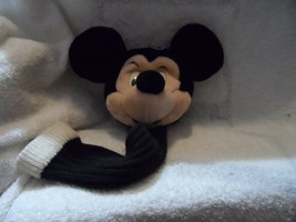"Vintage Disney Mickey Mouse GOLF Club COVER 17"" - $45.00"