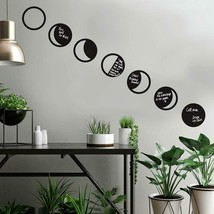 Roommates S Of The Moon Chalk Peel And Stick Wall Decals - $19.87
