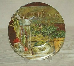 "Cypress Home 8-1/2"" Salad Plate Kitchen Still Live by Kathryn White - $19.79"