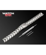 16mm For TAG Heuer Link Watch Stainless Steel Bracelet Strap Band Silver... - $47.90