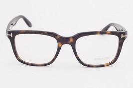 Tom Ford 5304 052 Dark Havana Eyeglasses TF5304 052 54mm image 2