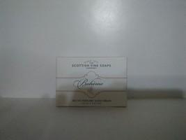 Scottish Fine Soaps Boheme Single Soap Bar 10.5 Oz. From Scotland - $18.81