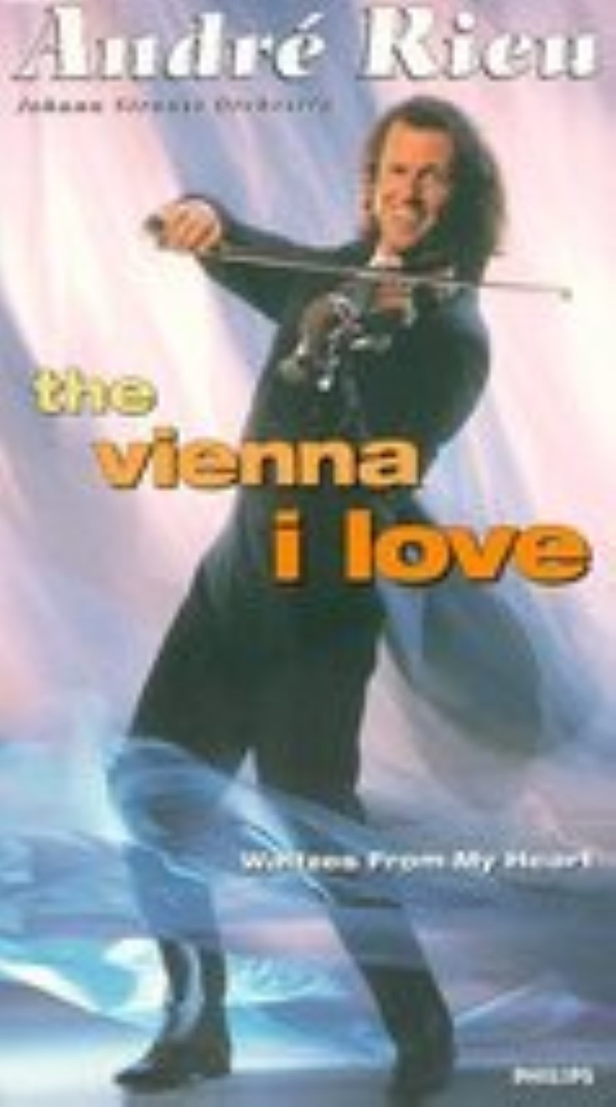 Andre Rieu: The Vienna I Love - Waltzes From My Heart Vhs