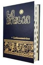 La Biblia Latinoamerica -Con Indeces/Uneros -Letra Normal Catolica -Ed. ... - $19.75