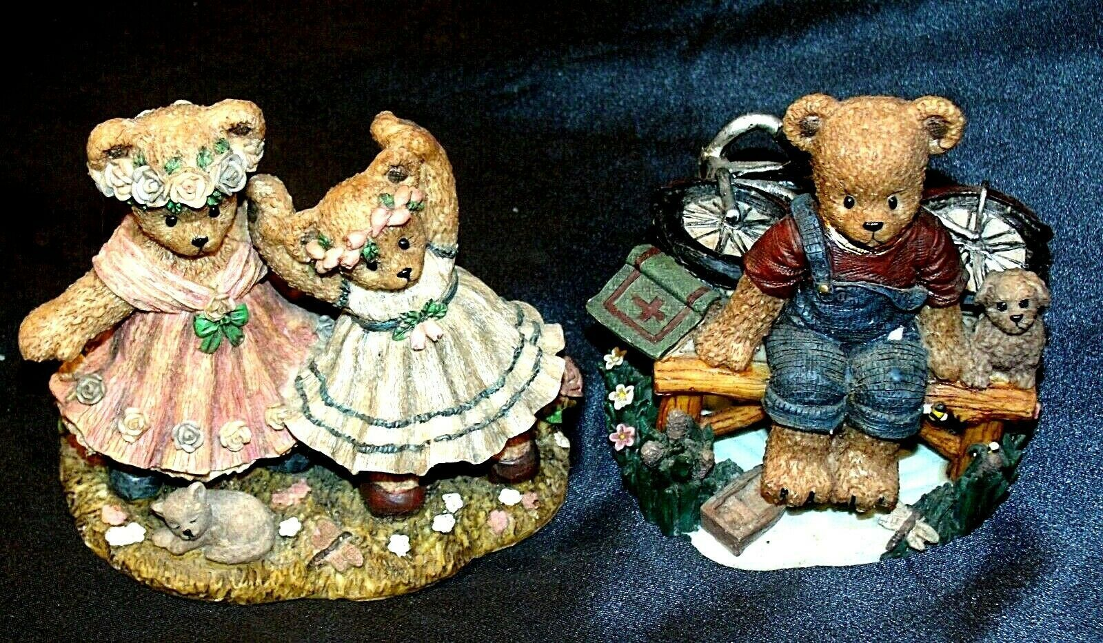 Berry Hill Bears AA-191983 Collectibles ( 2 pieces )