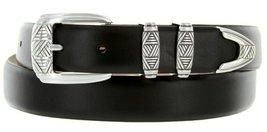 "Napa Men's Italian Calfskin Leather Designer Dress Golf Belt 1-1/8"" Wide (38,... - $29.20"