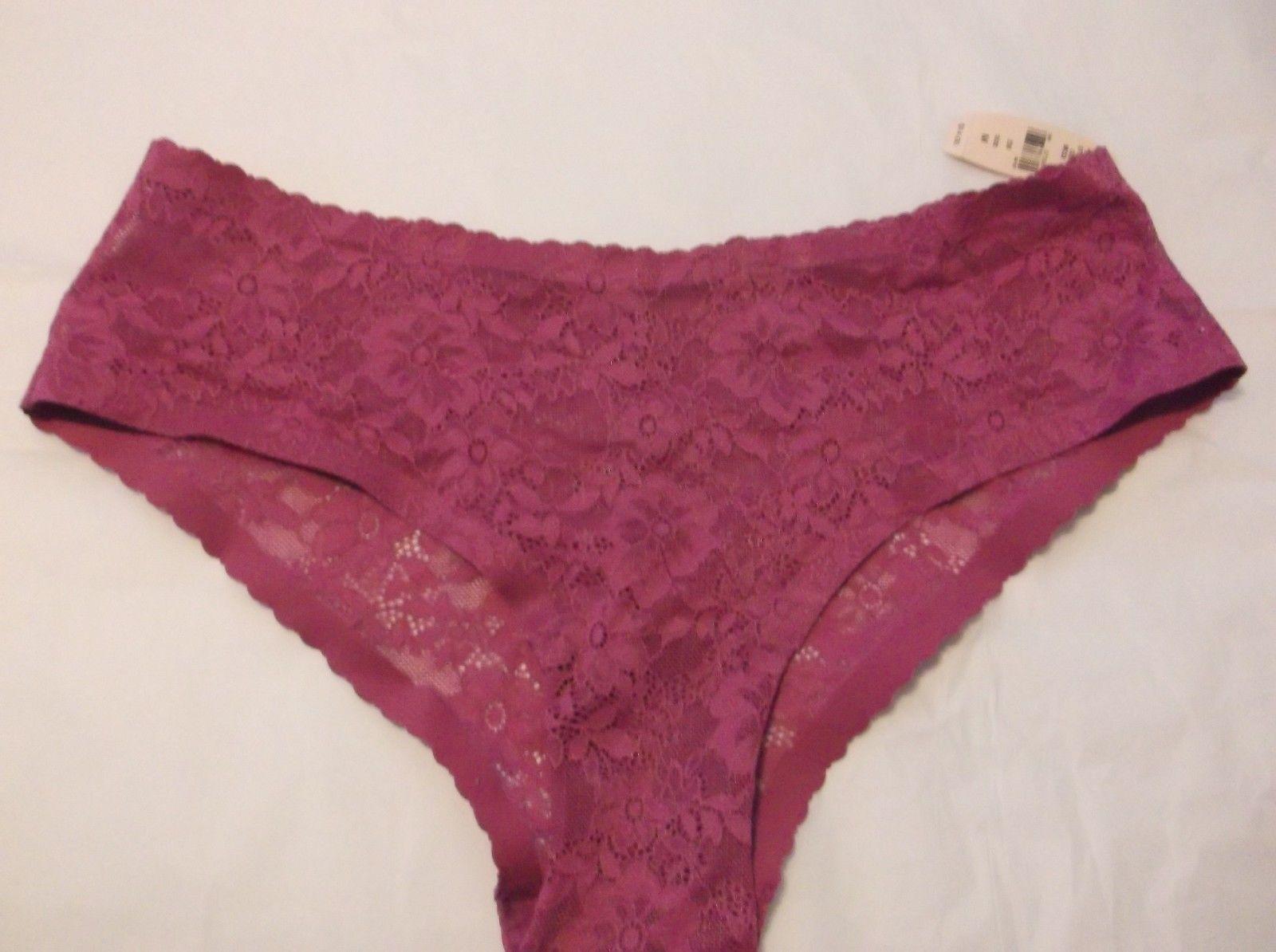 NEW Victoria Secret Body By Victoria High Waist Angel Thong XL U Pick Panty