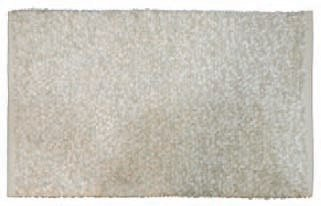 Glimmer Polyester Single Bath Mat