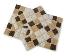 Block 100% Cotton 2 Piece Bath Mat Set - $32.67