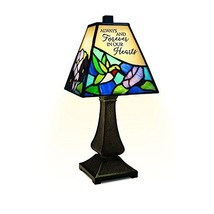 Carson Our Hearts Memorial Lamp Home Decor - $165.12