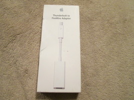 Thunderbolt to firewire adapter - $44.00