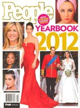 People Magazine Yearbook 2012 [Single Issue Magazine] [Jan 01, 2012] Cut... - $11.50