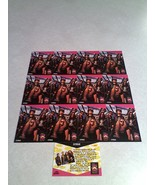 ***EXTREME***  Lot of 34 cards.....2 DIFFERENT / MUSIC - $10.99