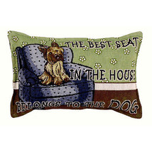 Best Seat in the House Tapestry Pillow - ₨1,079.26 INR