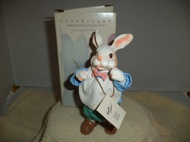 #4605 Possible Dreams Figurine Boy Rabbit Brett - $24.99
