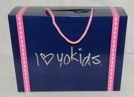 I Love Yo Kids AVA 78K Girls Fringe Boot Rust Silver Studded Size 4 image 8