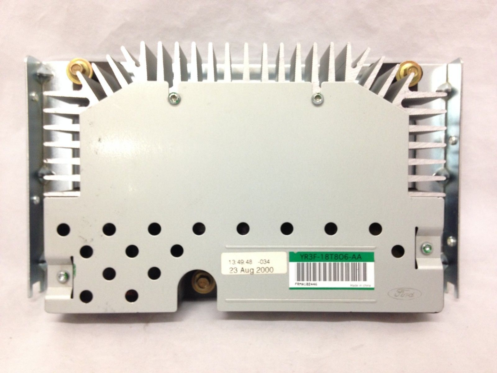 Primary image for Ford Mustang amplifier for OEM radio sound system. Factory remanufactured AA